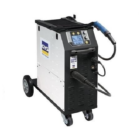 GYS Multi PEARL 201-4 multiprocess welding machine (MMA, MIG MAG, TIG)