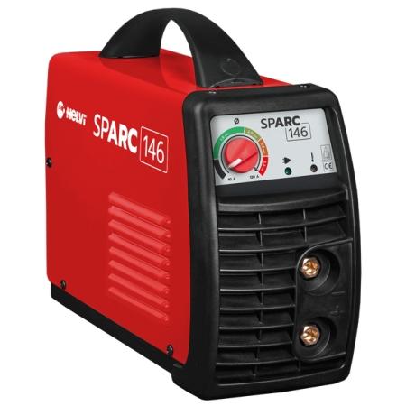 HELVI Sparc 146 MMA inverter welding machine