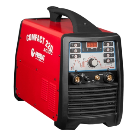 Tig HELVI Compact 220 ac-dc welding machine