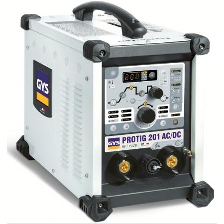 GYS PROTIG 201 AC/DC HF FV Tig welding machine