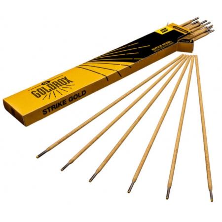 140 rutile electrodes ESAB Goldrox 2.5 x 300mm
