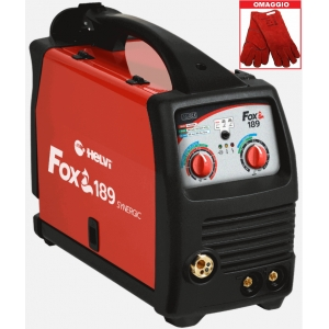 HELVI FOX 189 multiprocess welding machine (MMA, MIG MAG)