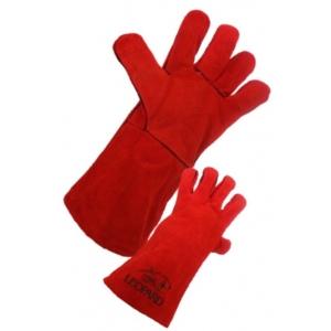 Paia di guanti Lucifer manica lunga