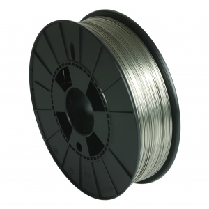 Bobina filo inox 0,8 mm Ø 200 mm peso 2 Kg