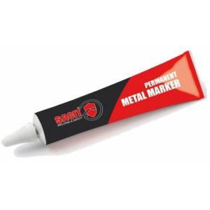 Marcatore Metal Marker a sfera Bianco