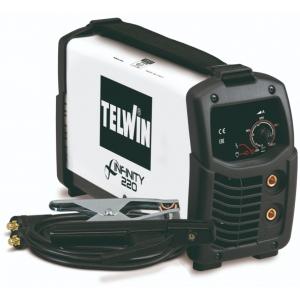 Saldatrice inverter MMA Telwin Infinity 220